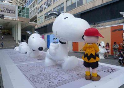 Snoopy Art & Life @ HongKong